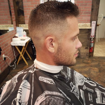 Men's Haircut Sarasota