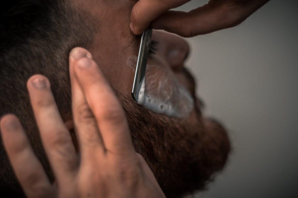 Straight Razor Shave Sarasota